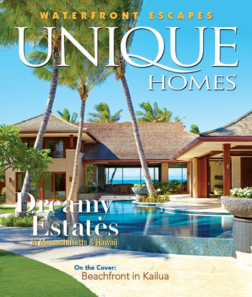 Unique Homes Cover - 7/1/2017
