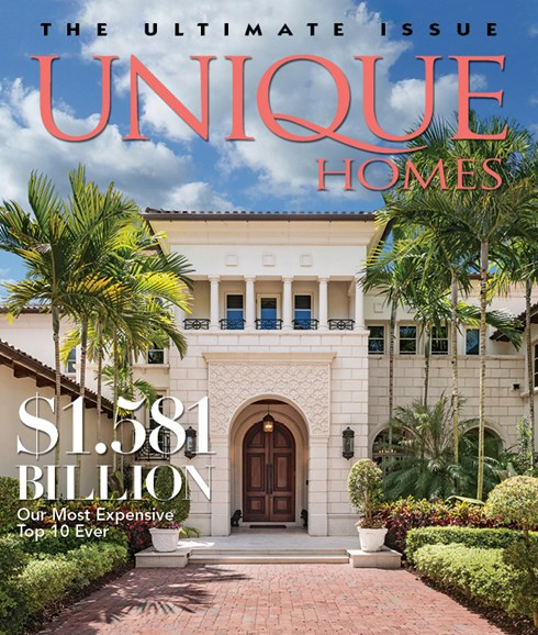 Unique Homes Cover - 5/1/2017