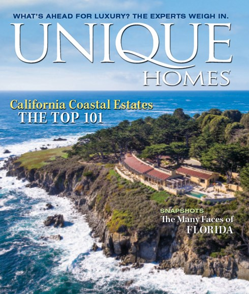 Unique Homes Cover - 1/1/2017