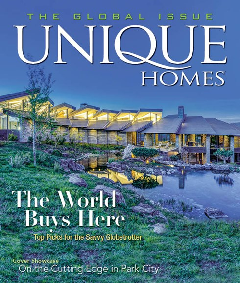 Unique Homes Cover - 11/1/2017