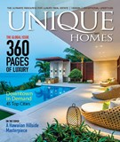 Unique Homes Magazine 11/1/2016