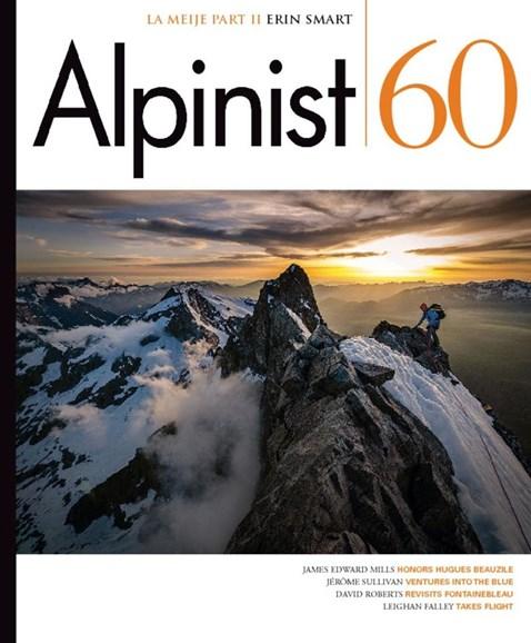 Alpinist Cover - 12/1/2017