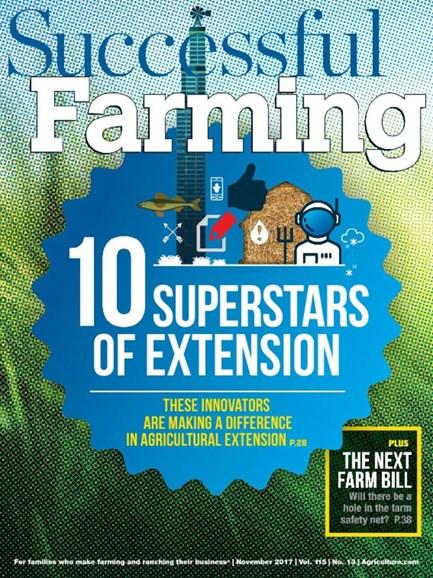 Successful Farming Cover - 11/1/2017