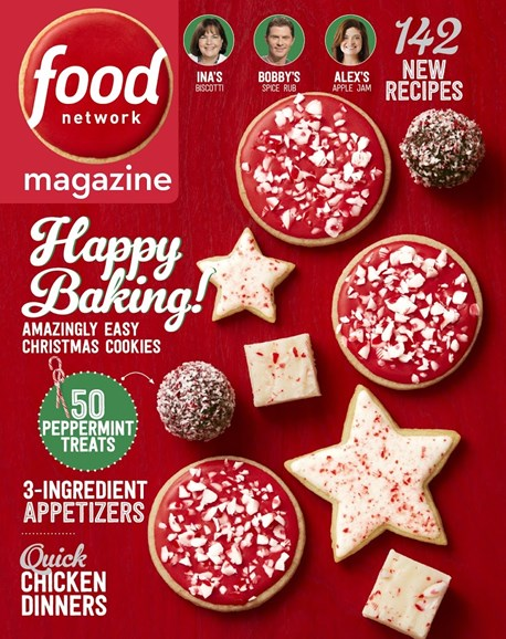 Food Network Cover - 12/1/2017