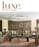Luxe Interiors & Design 11/1/2017