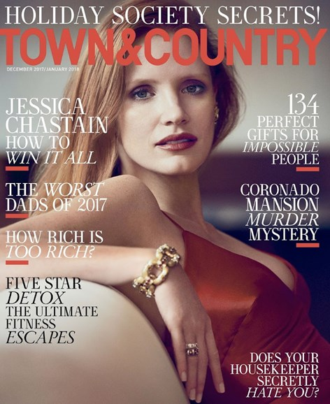 Town & Country Cover - 12/1/2017
