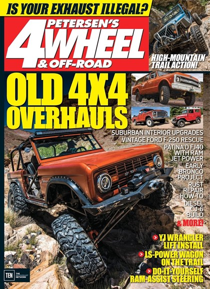 4 Wheel & Off-Road Cover - 1/1/2018
