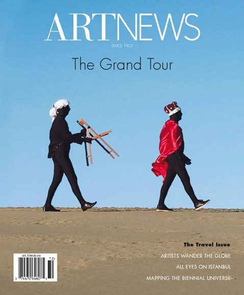 ARTnews Cover - 6/1/2017