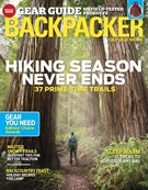 Backpacker Magazine 11/1/2017