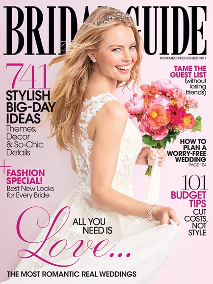 Bridal Guide Cover - 11/1/2017