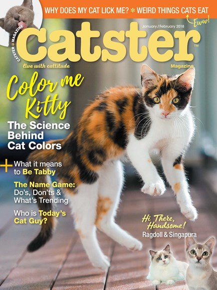 Catster Cover - 1/1/2018