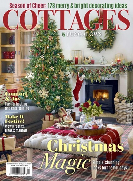 Cottages & Bungalows Cover - 12/1/2017