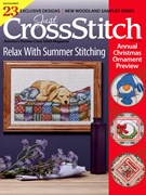 Just Cross Stitch Magazine 8/1/2017