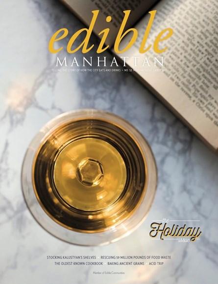 Edible Manhattan Cover - 11/1/2017