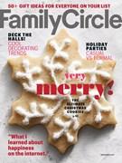Family Circle Magazine 12/1/2017