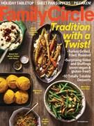 Family Circle Magazine 11/1/2017
