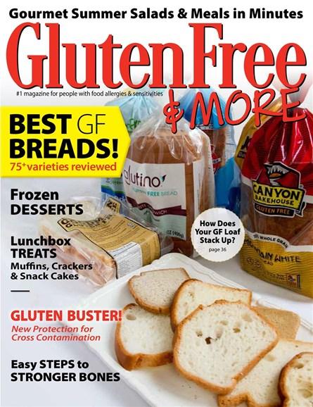 Gluten Free & More Cover - 8/1/2017