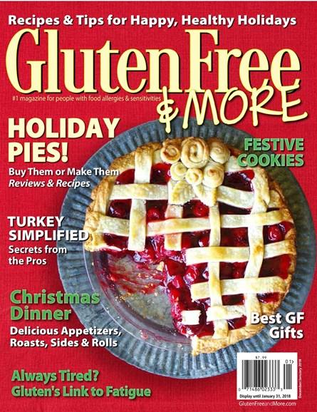 Gluten Free & More Cover - 12/1/2017