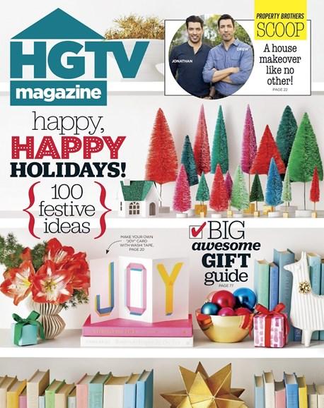 HGTV Cover - 12/1/2017