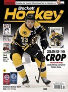 Beckett Hockey Magazine 11/1/2017