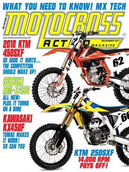 Motocross Action Cover - 12/1/2017
