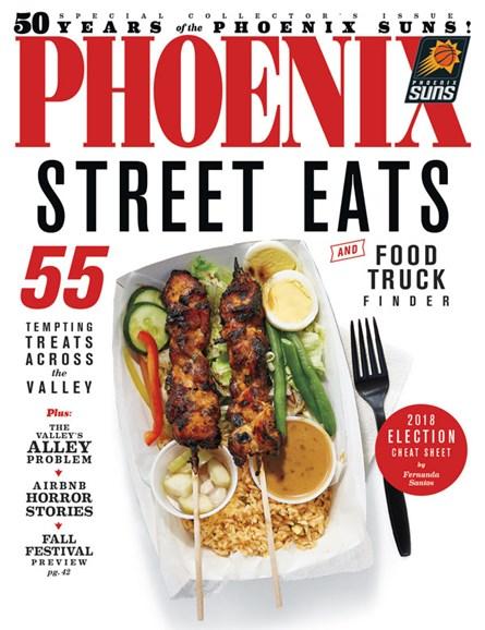 Phoenix Magazine Cover - 11/1/2017