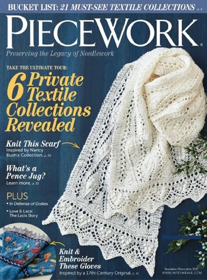 Piecework Cover - 12/1/2017