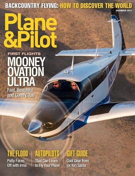 Plane & Pilot Cover - 12/1/2017