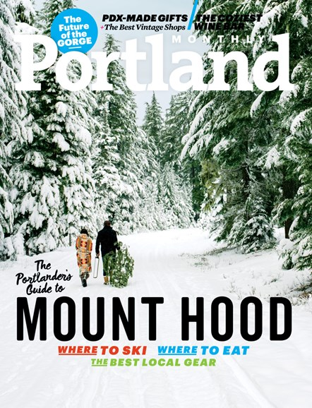 Portland Monthly Cover - 12/1/2017