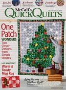 Quick Quilts Magazine 12/1/2017