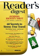 Reader's Digest Magazine 12/1/2017