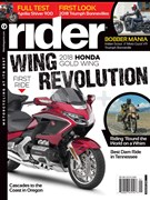 Rider Magazine 1/1/2018