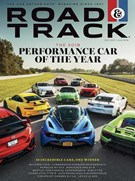 Road and Track Magazine 12/1/2017