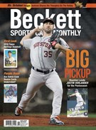 Beckett Sports Card Monthly Magazine 11/1/2017