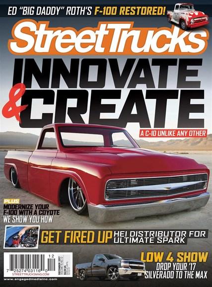 Street Trucks Cover - 12/1/2017