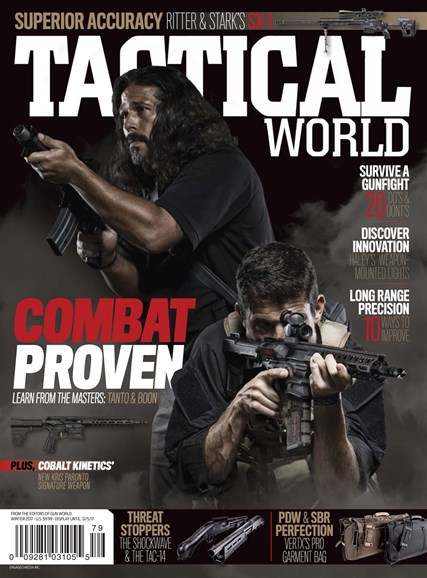 Tactical World Cover - 12/1/2017