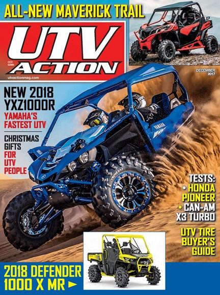 UTV Action Cover - 12/1/2017