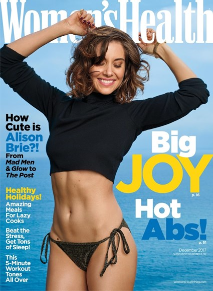 Women's Health Cover - 12/1/2017