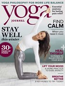 Yoga Journal Magazine 12/1/2017