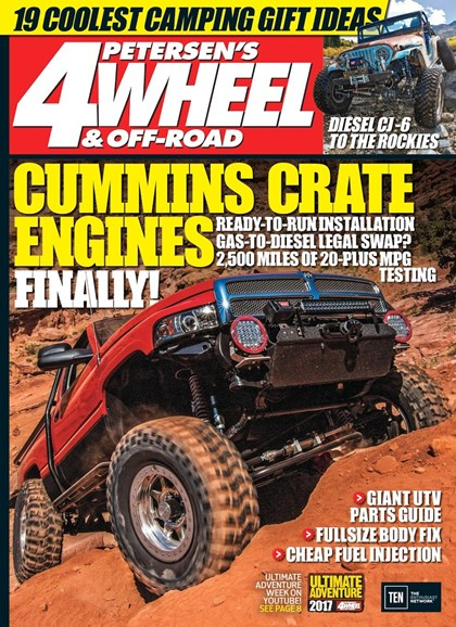 4 Wheel & Off-Road Cover - 2/1/2018