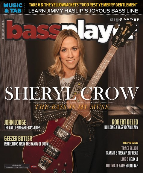 Bass Player Cover - 12/25/2017