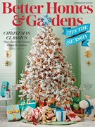 Better Homes & Gardens Magazine 12/1/2017