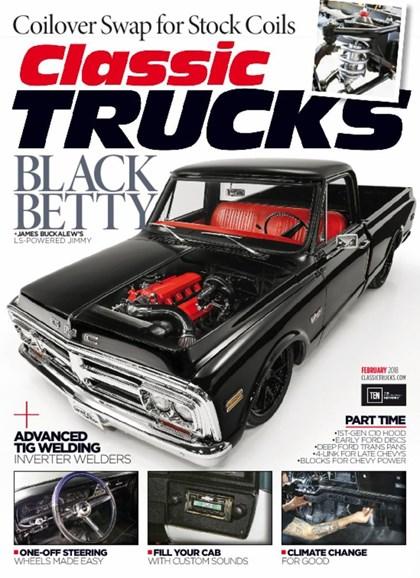 Classic Trucks Cover - 2/1/2018