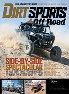 Dirt Sports + Off Road Magazine 2/1/2018