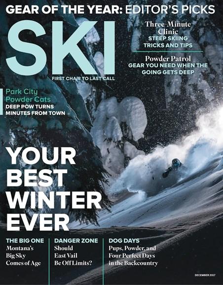 Ski Cover - 12/1/2017