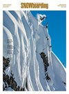 Transworld SNOWboarding Magazine | 11/1/2017 Cover