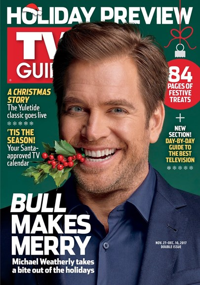 TV Guide Cover - 11/27/2017
