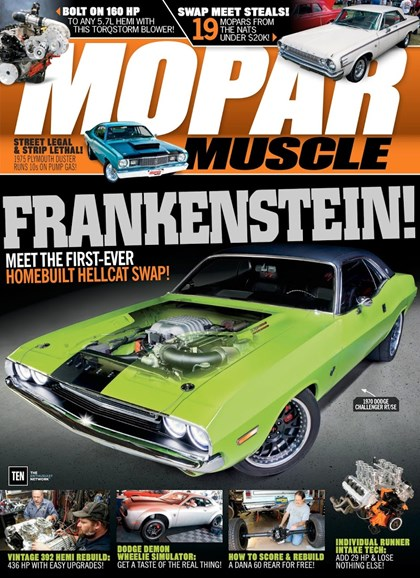 Mopar Muscle Cover - 2/1/2018