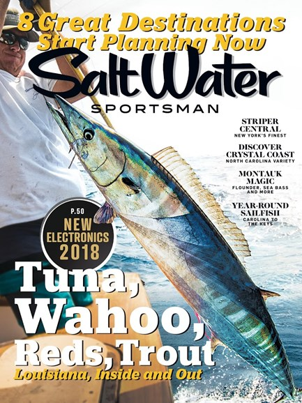 Salt Water Sportsman Cover - 12/1/2017