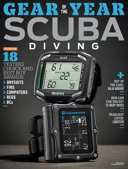 Scuba Diving Cover - 11/1/2017